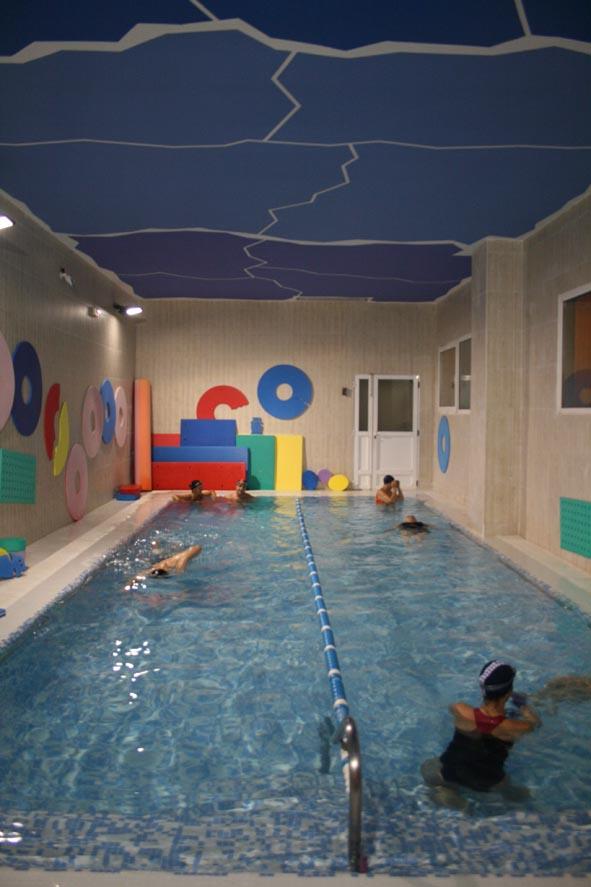escuela de nataci n burbuja instalaciones valencia